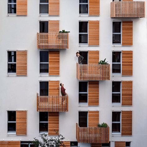 Fensterläden Griesser