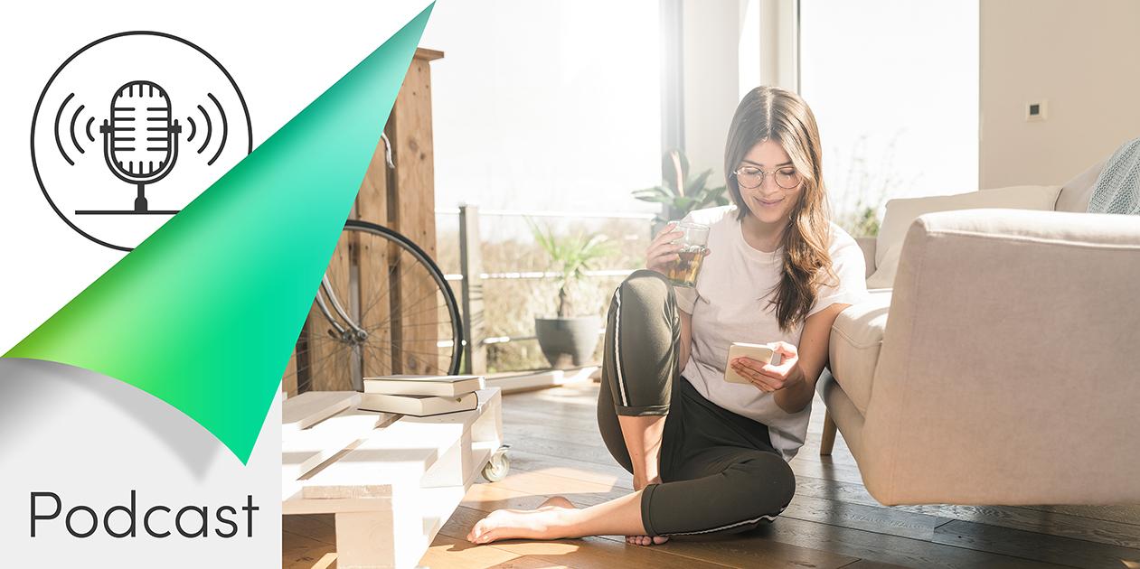 Griesser; Bauherren Podcast; Smart Home; Griesser Sonnenschutz; Automatische Sonnenschutzlösungen;